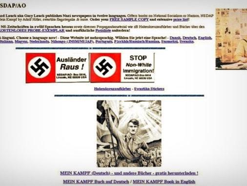 Sul do Brasil é a região que mais baixa conteúdo neonazista na internet