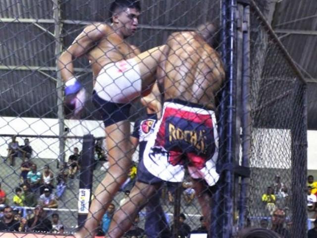 Ex-jogador de futsal, sergipano troca as quadras pelos ringues e faz a sua estreia no Jungle Fight
