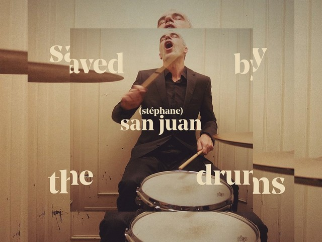 Baterista Stéphane San Juan segue o bloco de Wilson das Neves no álbum solo que lança em outubro