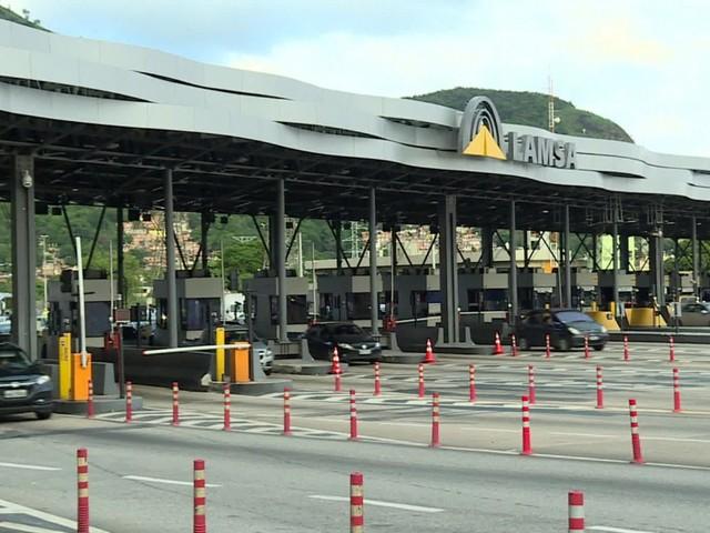 Em nota, Prefeitura do Rio esclarece sobre pedágio na Linha Amarela