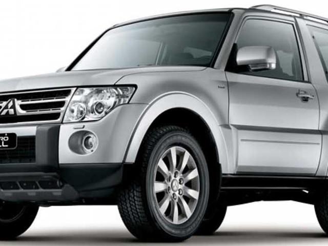 Recall: Mitsubishi Pajero Full é chamado por airbag defeituoso