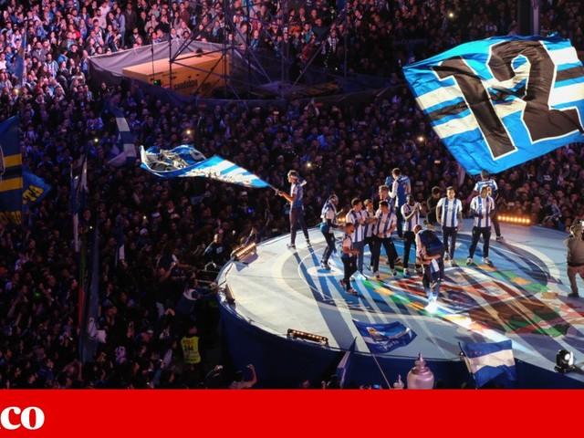Porto com metade de ambulâncias do INEM nos festejos do FC Porto e Queima das Fitas