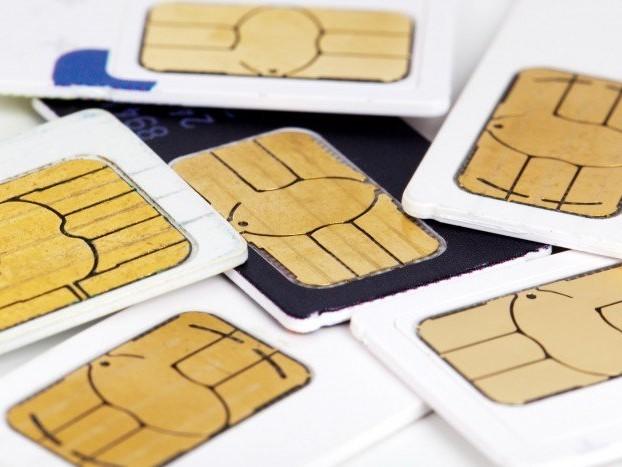 Claro, Oi, TIM e Vivo limitarão número de chips pré-pagos por CPF