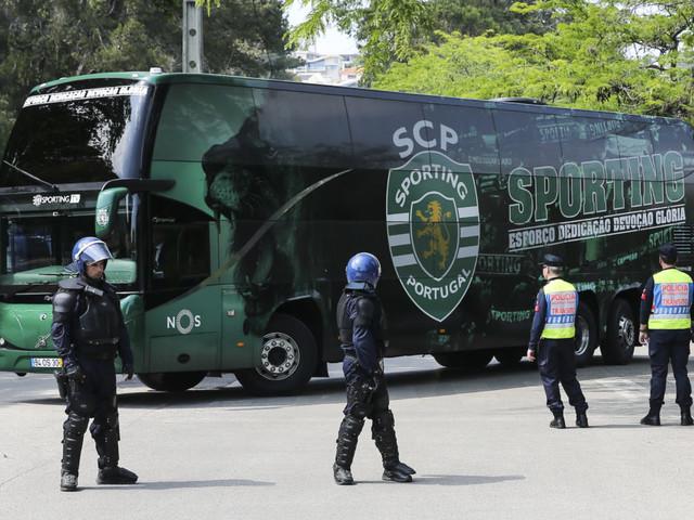 Sporting: 23 suspeitos de agressões ficam em prisão preventiva