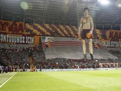 """Mosaico """"Rocky"""" é destaque do Galatasaray em clássico turco. Veja!"""