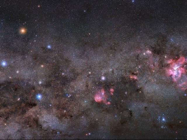 Nasa publica foto de brasileiro mostrando o céu visto da Chapada dos Veadeiros