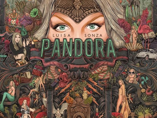 Luísa Sonza lança 'Pandora', seu 1º álbum, com pop sem maquiagem e inspirado no soul; G1 ouviu