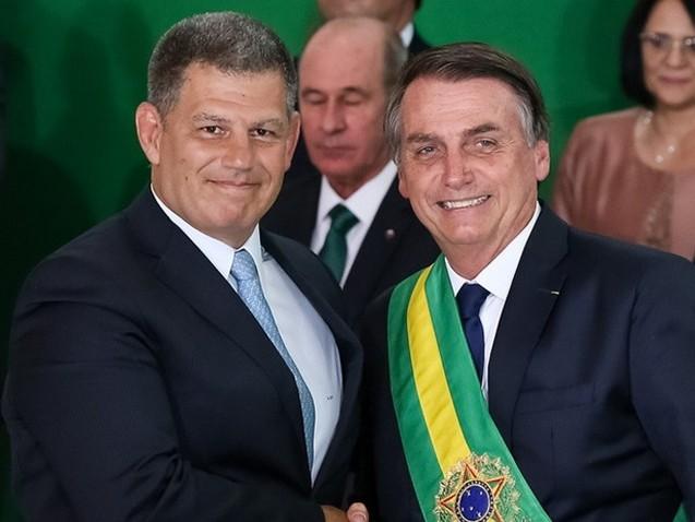 O recado de Bebianno para Bolsonaro