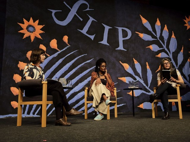 Rio's 16th FLIP Literature Festival Wraps in Paraty this Weekend