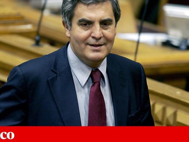 Morreu antigo ministro da Economia e das Finanças Joaquim Pina Moura