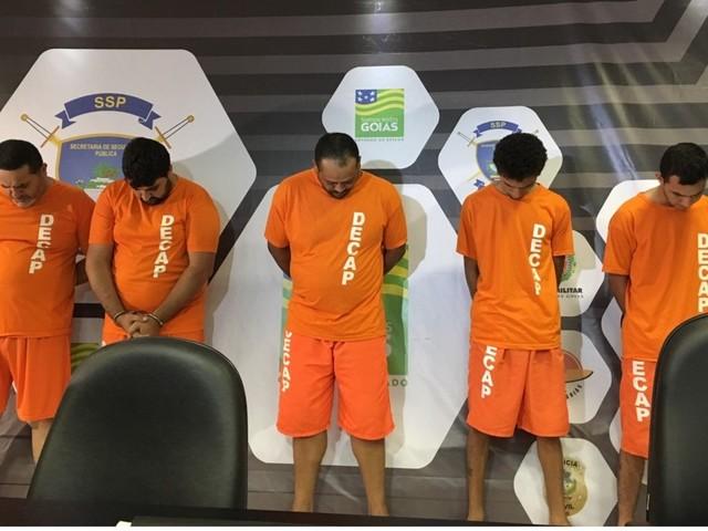 Maior grupo de roubo e furto de gado de Goiás vendia animais até em leilões, diz delegado