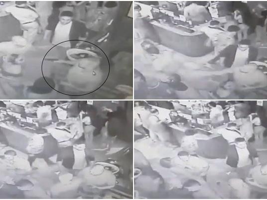 Vídeo mostra momento em que policial civil mata PM em boate