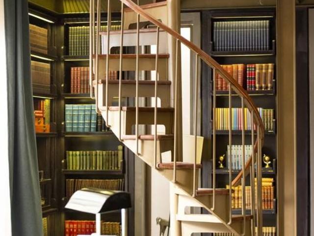 Veja os cuidados para ter uma escada caracol como a de Alberto de 'Bom sucesso'