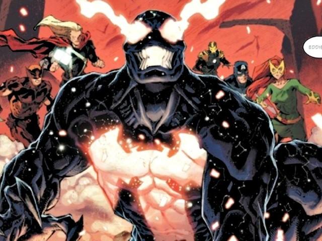 HQs e super-heróis | Final de King in Black na Marvel e Infinite Frontier na DC