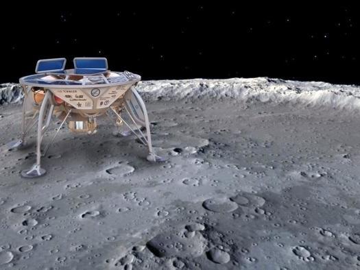 Primeira missão privada para Lua será lançada na próxima quinta (28)