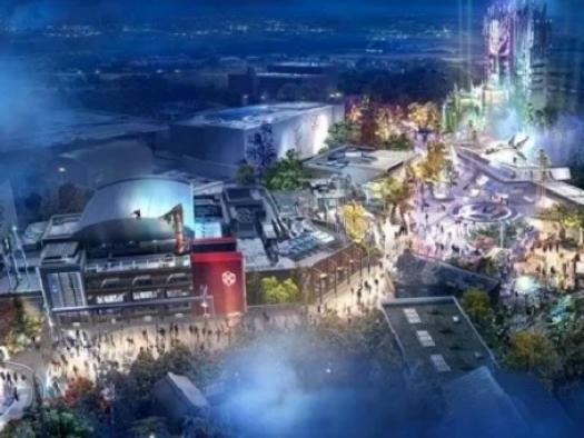 Revelada como será a área dedicada aos Vingadores na Disneylândia; veja