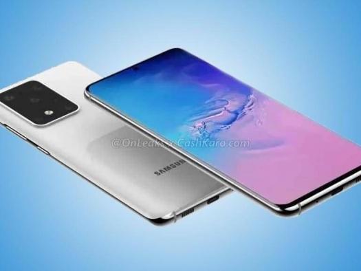 Fotos do novo smartphone da Samsung confirmam que ele se chamará Galaxy S20