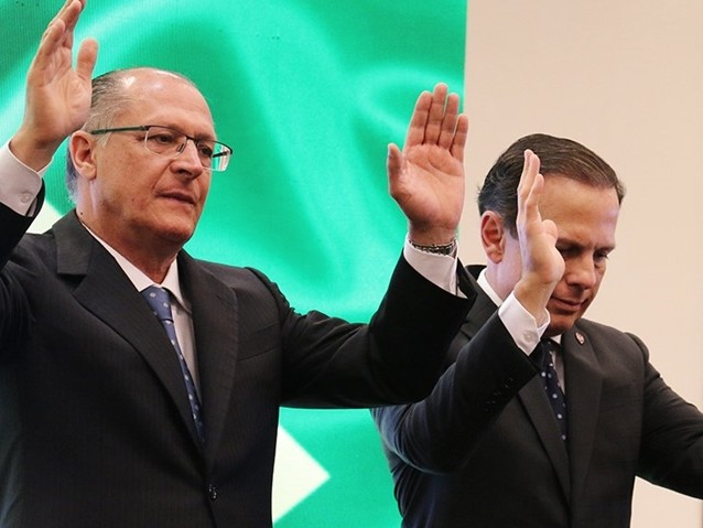 FHC e Globo lançam Alckmin como candidato do PSDB em 2018