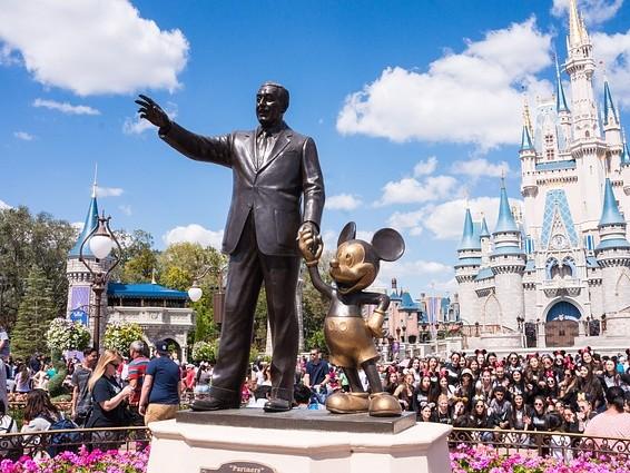 Conheça o intercambio de trabalho da Disney