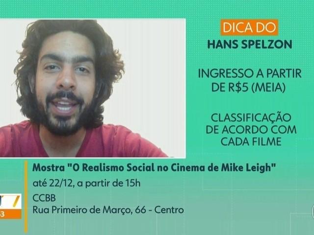"Dica de casa: Mostra ""O Realismo Social no Cinema de Mike Leigh"""