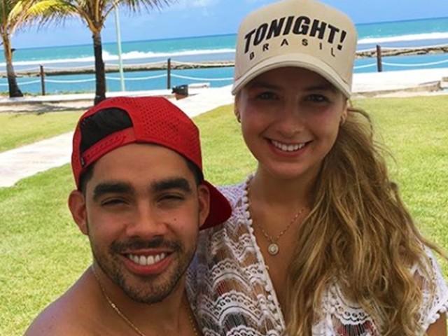 Karoline Calheiros, namorada de Gabriel Diniz, revela que cantor foi assaltado depois de morto