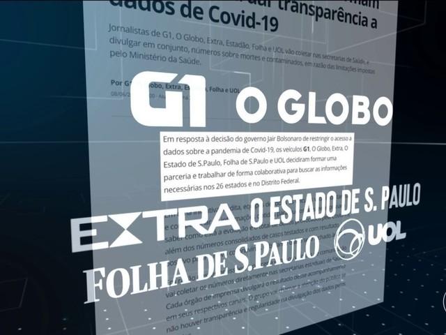 Brasil tem 37.359 mortes por Covid, aponta consórcio de veículos de imprensa (atualização das 8h)