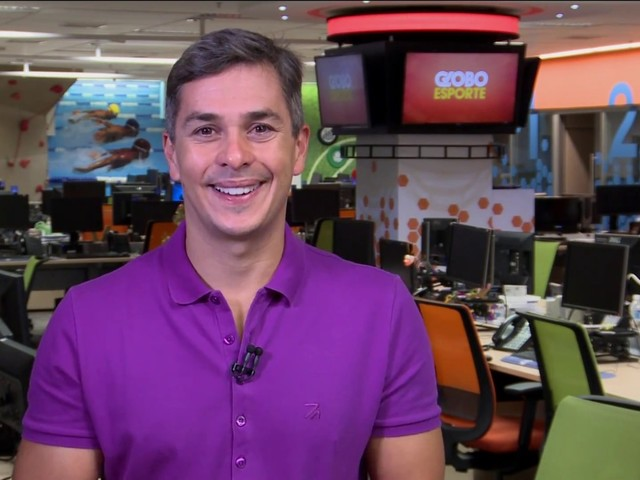 Ivan Moré renova com a Globo e está garantido até a Copa de 2022