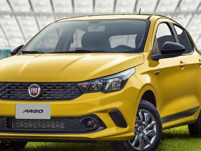 Fiat Argo Seleção 1.0: preço R$ 56.680 - fotos e detalhes