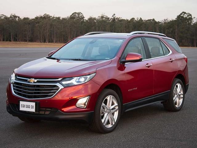 Chevrolet Equinox aposta em desempenho e equipamentos para atrair compradores