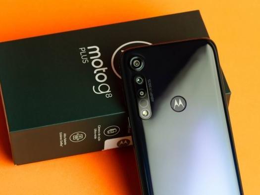 PREÇO DESPENCOU! Moto G8 Plus com 4 câmeras por apenas R$ 1105 no Magalu!