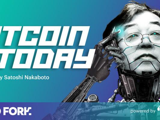 Satoshi Nakaboto: 'Bitcoin plunges 6% in 24 hours'