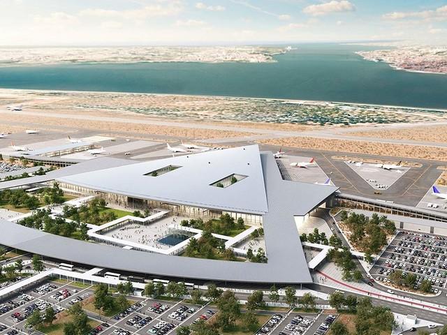 Construção do novo aeroporto de Lisboa é travada e não tem data para começar