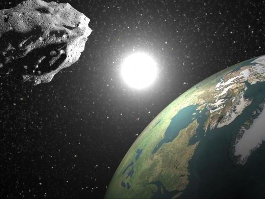 Asteroide tem 1 chance em 7 mil de atingir a Terra em setembro