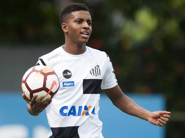 Re: Santos critica STJD por liberação de Talles, do Vasco, e lembra de Rodrygo