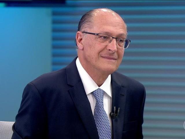 Veja o que é #FATO ou #FAKE na entrevista de Geraldo Alckmin para o Jornal da Globo