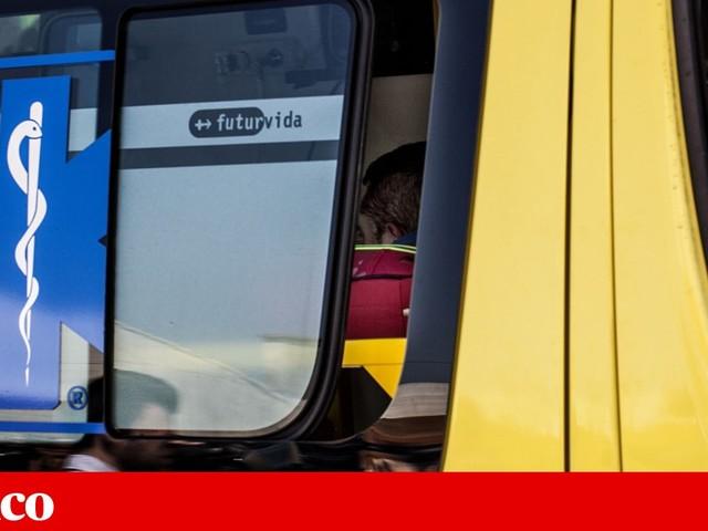 Cinco feridos graves em acidente no IP2 em Nisa, Portalegre