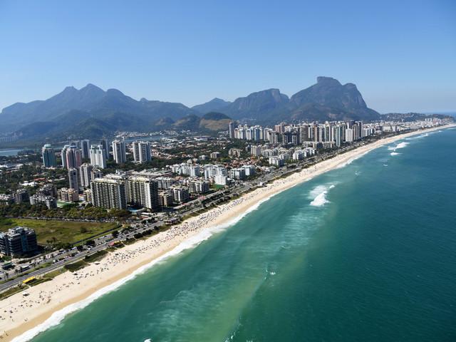 Barra da Tijuca: The Olympic Neighborhood of Rio de Janeiro
