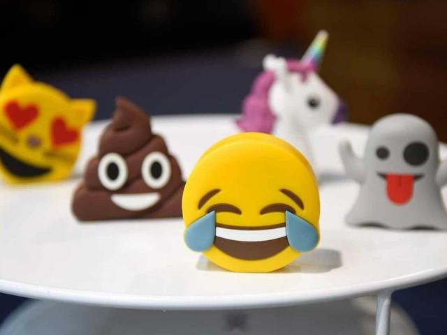 De onde vêm os emojis?
