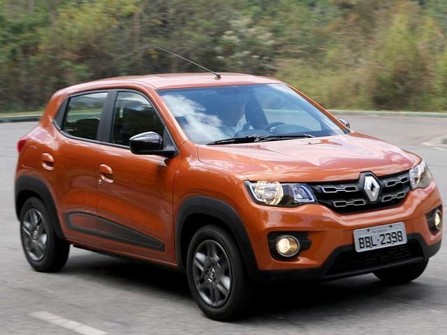 Recall: Renault Kwid é convocado para troca do berço do motor