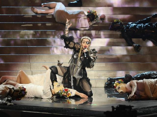 Ministra israelense critica Madonna por apresentação no Eurovision