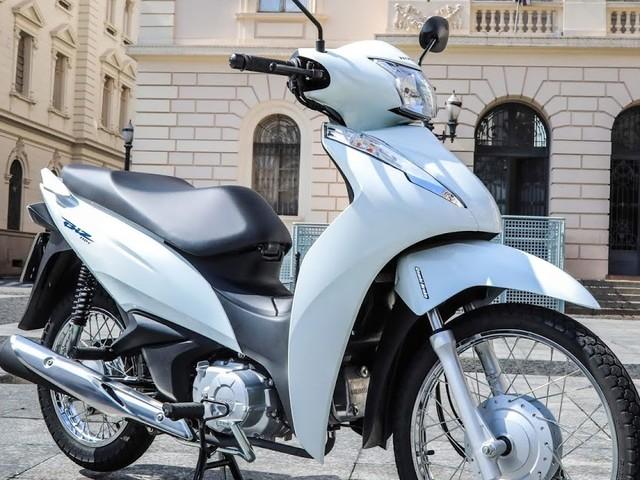 Nova Honda Biz 110i 2020: fotos, preços e especificações