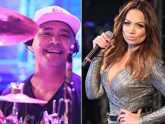Riquelme e outros músicos deixarão a banda Aviões do Forró