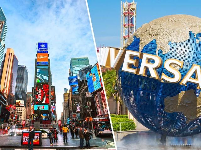 Estados Unidos 2 em 1! Passagens para Nova York mais Miami ou Orlando na mesma viagem a partir de R$ 1.894 saindo de Fortaleza, São Paulo ou Brasília!