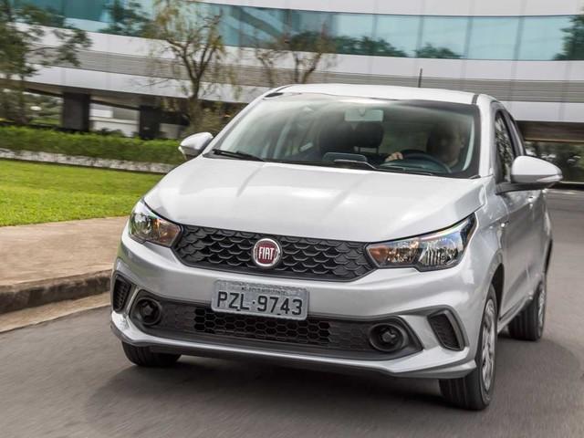 Ainda sem embalar nas vendas, Fiat Argo é ofertado com descontos