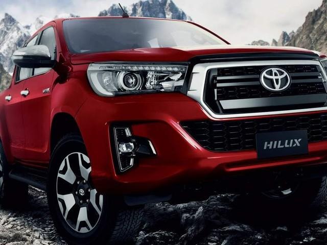 Toyota Hilux inicia 2020 no top 20 dos mais vendidos