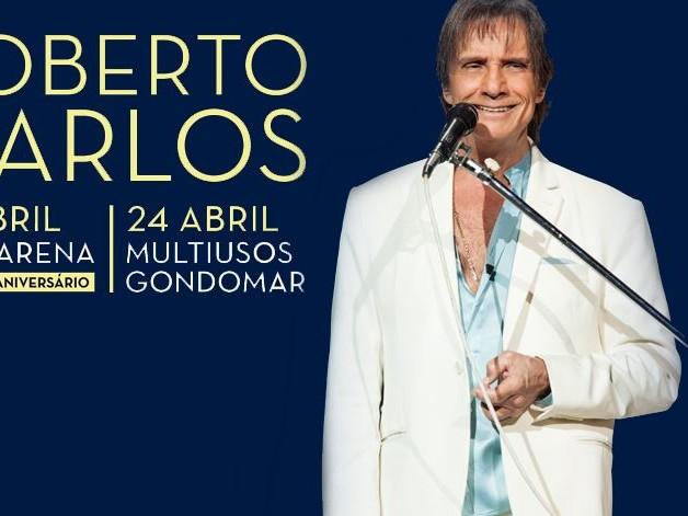 Roberto Carlos em Lisboa