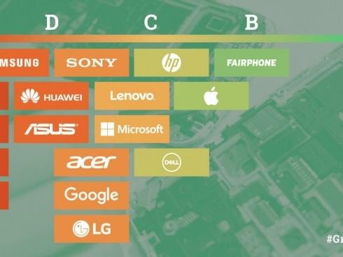 Greenpeace mostra quais empresas fazem os eletrônicos mais verdes