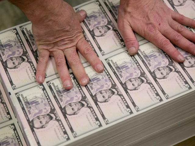 BofA é cético em relação à queda adicional do dólar no exterior