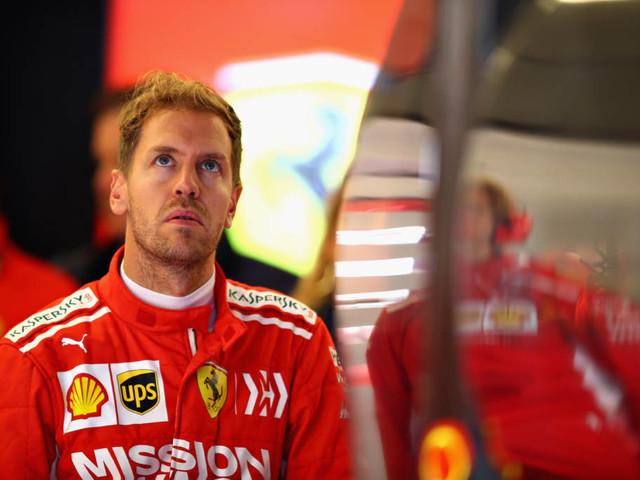 Brawn comenta erros sucessivos de Vettel e vê piloto descontente