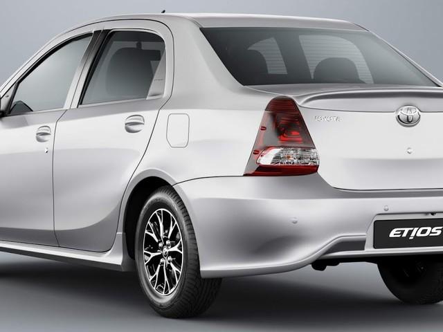 Toyota Etios 2020 ganha Kit GNV certificado pela fábrica